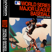 World Series Major League Baseball, a computer sports game for the Mattel ECS computer add-on for the Intellivision video game system