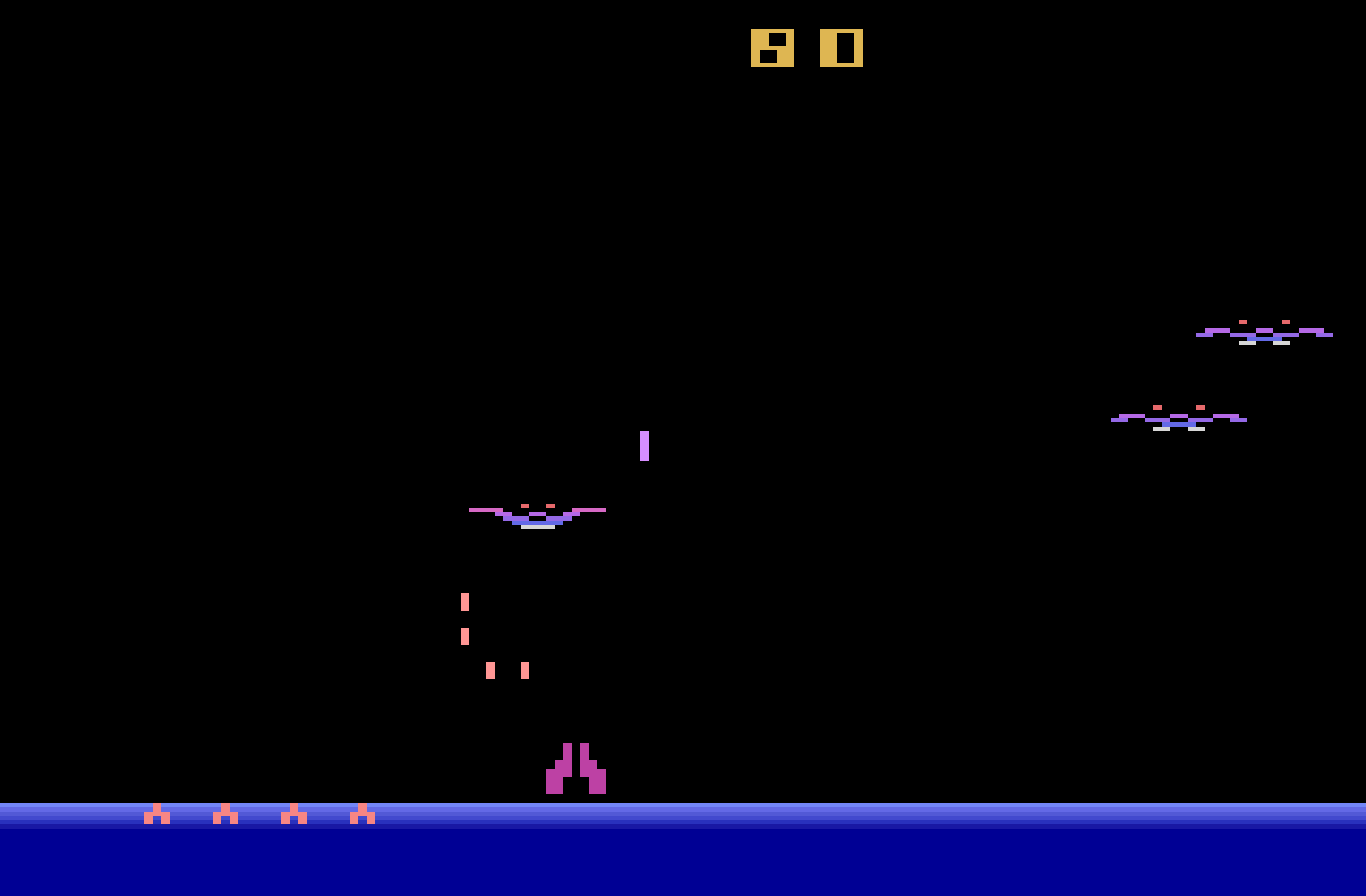 Demon Attack, a video game by Imagic 1982