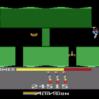 H.E.R.O., a video game by Activision for the Atari VCS/2600 1983
