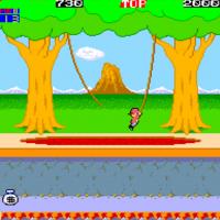 Pitfall II: Lost Caverns, an arcade video game by Sega 1985