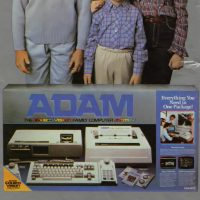 ADAM, a home computer system by Coleco