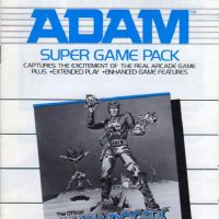 Buck Rogers: Planet of Zoom, a video game for the ADAM home computer, by Coleco