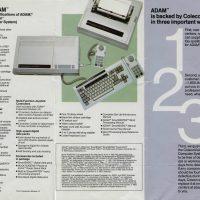 Coleco ADAM, a home computer system
