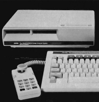 Prototype of the ADAM home computer, by Coleco