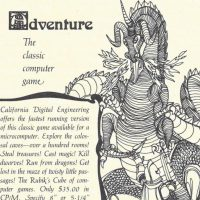 Adventure, an adventure game for the computer