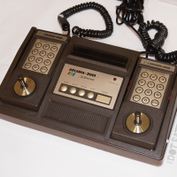 The Arcadia 2001, a home video game console by Emerson 1982