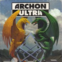 Archon Ultra, a computer video game by Free Fall Associates and EA