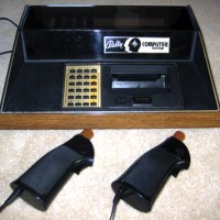 Image of the Bally Computer System, a home video game system by Astrovision 1981