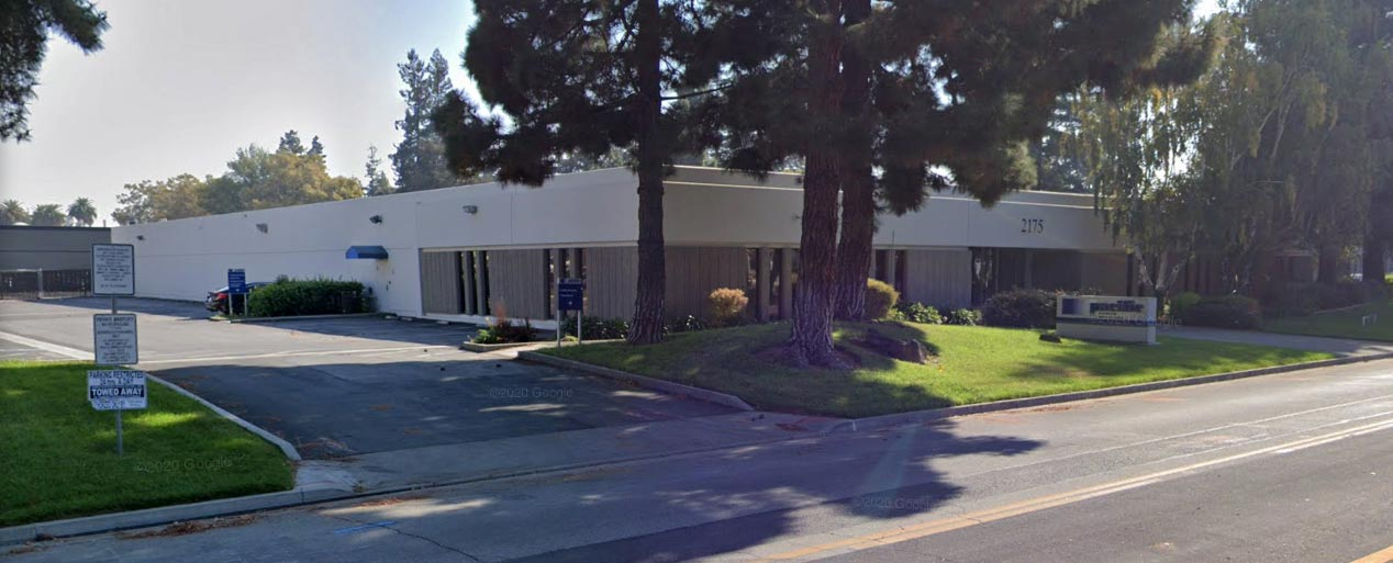 Former manufacturing plant in Santa Clara for the Atari video game company