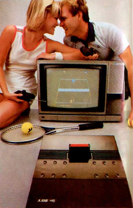 The 2700, a video game console by Atari