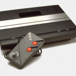 The 7800 ProSystem, a home video game console by Atari.