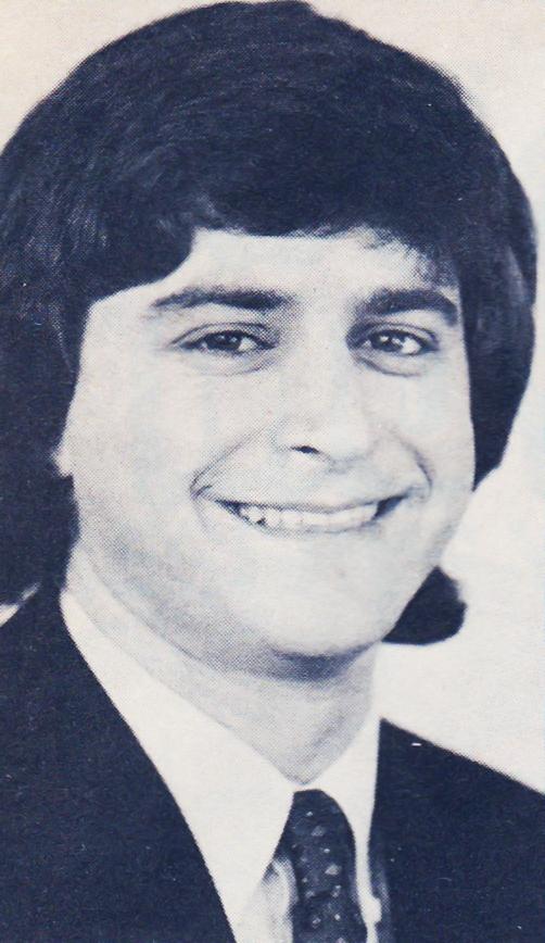 Image of Rob Fulop, video game designer, circa 1981