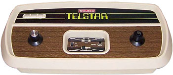 Coleco Telstar, a home video game system from 1976