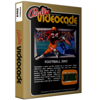Football, a home video game for the Bally Professional Arcade console