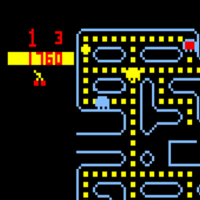 Muncher, a home video game for the astrocade, Esoterica 1981