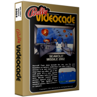 Sea Wolf/Missile, home video games for the Bally Professional Arcade console