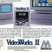 VideoWorks II ad