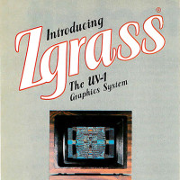 Datamax UV-1 Zgrass system in the pages of Byte magazine, March 1981