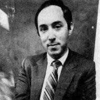 Joel Berez, president of Infocom, maker of the Zork computer text adventure