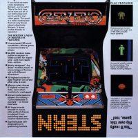Berzerk, an arcade video game by Stern