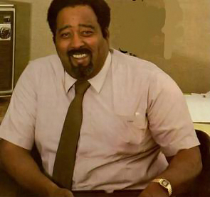 Photo of Jerry Lawson, inventor of the Channel F home video game console 1976