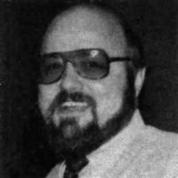 Bill Cravens, former head sales rep for Cinematronics video game company