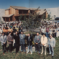 Employees of Cinematronics, a video game maker