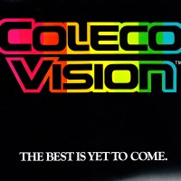 A promo ad for ColecoVision, a home video game system by Coleco 1982