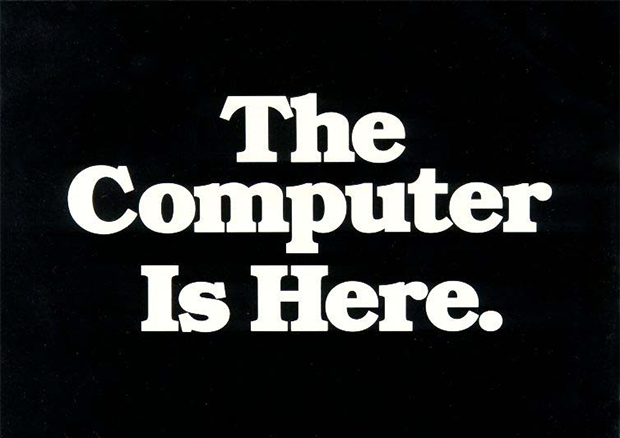 Promotioinal flyer for the ADAM, a home computer by Coleco