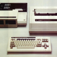 Prototype expansion pack for the ADAM home computer, by Coleco