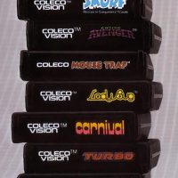Home video games for the ColecoVision