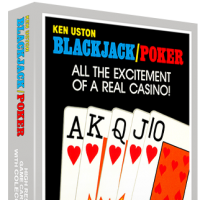 Ken Uston Blackjack/Poker, a video game for the ColecoVision home game console