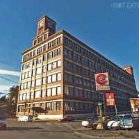 Image of former factory for Coleco, a video game company 2007