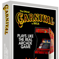 Carnival, a home video game for the ColecoVision video game console