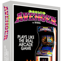 Cosmic Avenger, a home video game for the ColecoVision video game console