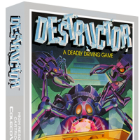 Destructor, a home video game for the ColecoVision video game console
