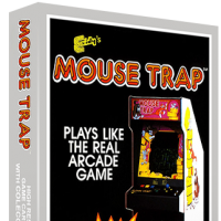 Mouse Trap, a home video game for the ColecoVision video game console
