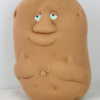 Couch Potato doll, from Coleco