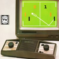 Telstar Colortron, a dedicated video game by Coleco