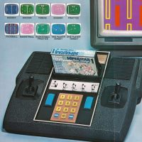 Telstar Game Computer, a home video game console by Coleco