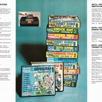 Telstar Game Computer, a video game console by Coleco