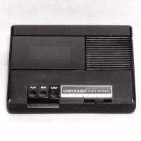Voice Module for the Gemini, an Atari 2600 clone by Coleco 1982