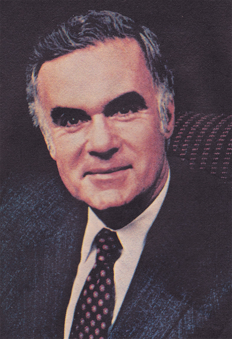 Image of Arnold Greenberg, head of Coleco, circa 1983