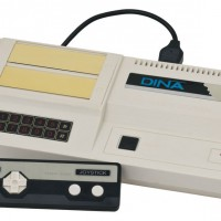 Image of the Personal Arcade aka Dina, Telegames 1985