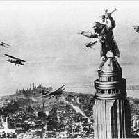 Still from the movie King Kong, Universal Studios 1933
