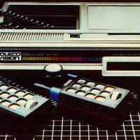 Image of the ColecoVision prototype