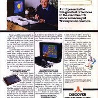 Alan Alda shills computers from video game maker Atari