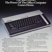 The 800XL, a home computer by Atari
