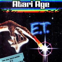 Atari Age article on Atari's E.T. video game