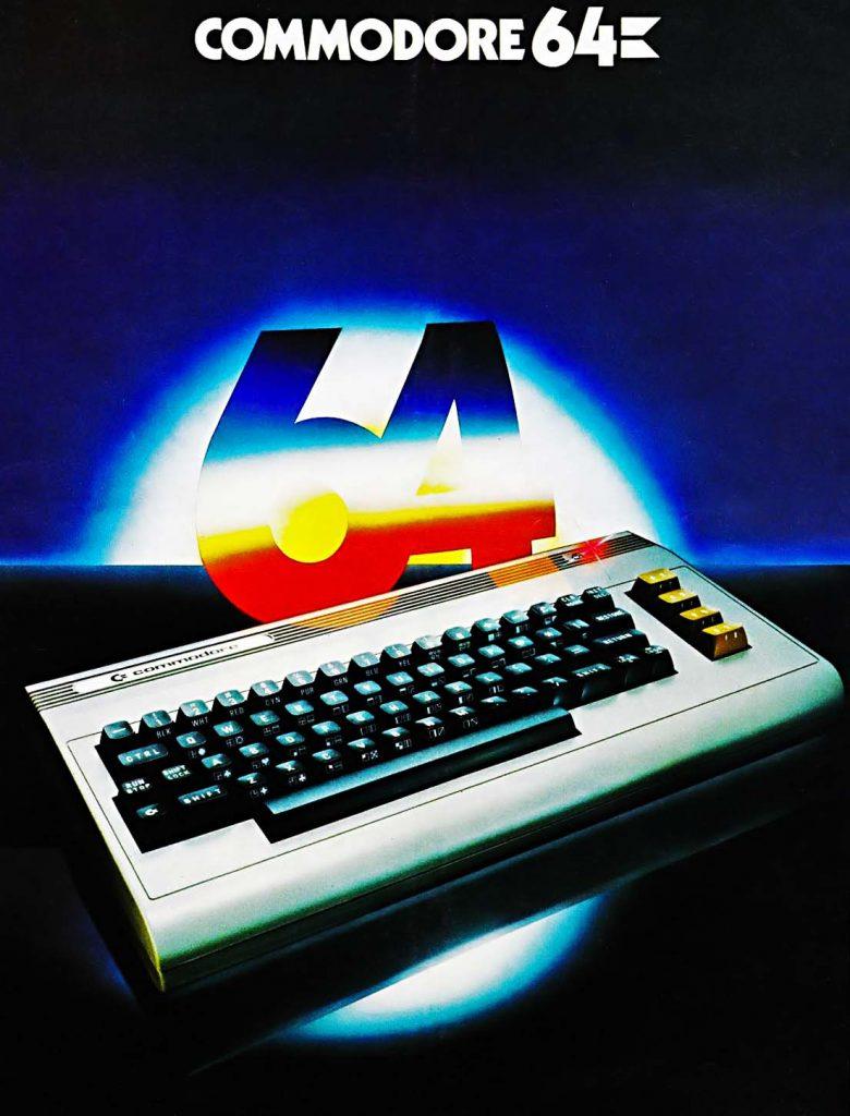 The Commodore 54 home computer